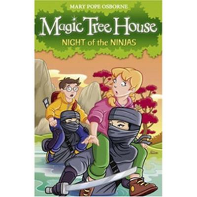Magic Tree House 5: Night of the Ninja