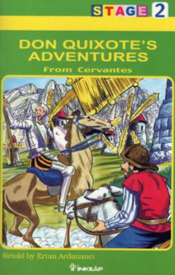 Stage 2 Don Quixote's Adventures
