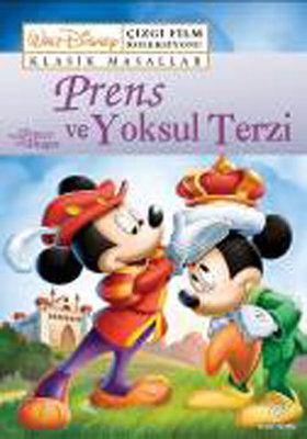 Disney Anm. Class. Vol: 3 - Disney Çizgi Kol. Prens ve Yoksul Terzi