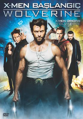 X-Men Origins: Wolverine - X-Men Baslangiç: Wolverine (SERI 4)