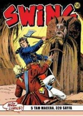 Swing Sayı 58 (5 Macera) Kurtgeçiti Karakolu