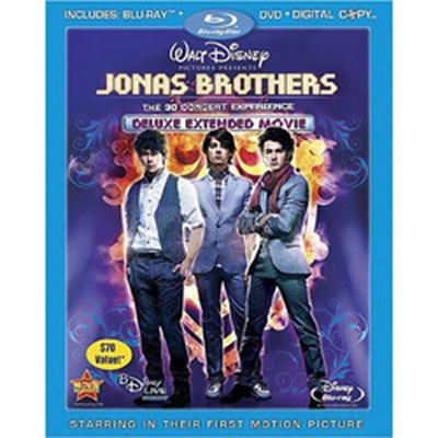 Jonas Broters Concert Movie 2D