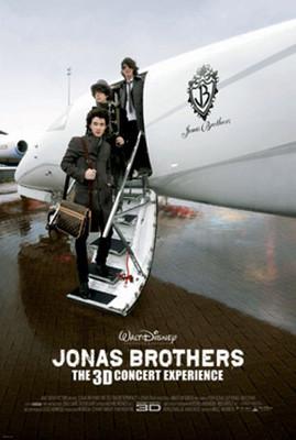 Jonas Broters Concert Movie (3D - 3 Boyutlu)