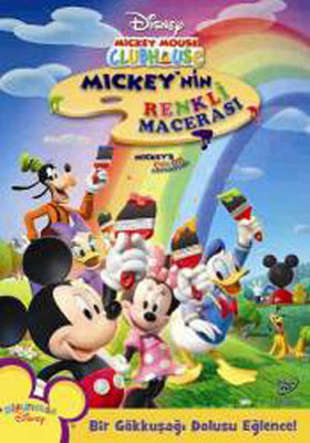 Mickey Mouse Clubhouse: Mickey's Color Adventure - Mickey Mouse Clubhouse:Mickey'nin Renkli Macerasi