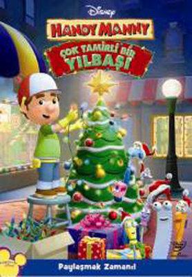 Handy Manny A Very Hanny Holiday - Handy Manny : Çok Tamirli Bir Yilbasi