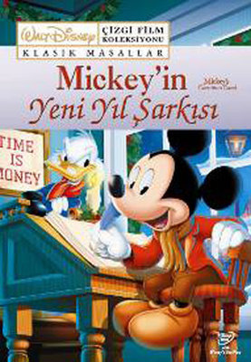 Disney Animation Classics Vol 7: Mickey's Christmas Carol - Disney Çizgi Film Koleksiyonu 7: Mıckey'