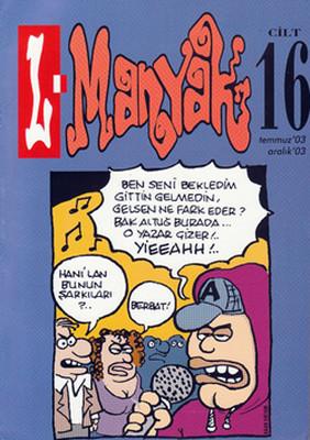 L-Manyak Dergisi Cilt 16