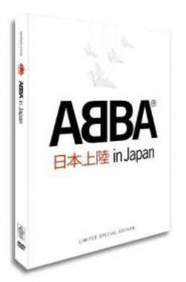 Abba In Japan Limited Special Edition