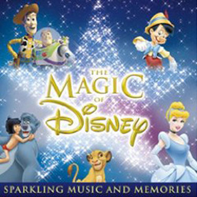 The Magic Of Disney (2CD) Sparkling Music And Memories