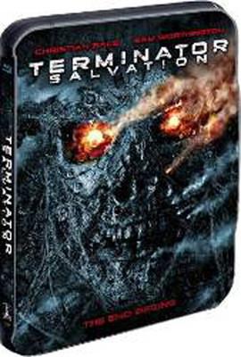 Terminator Salvation 2 Disc Special Edition - Terminatör Kurtuluş 2 Diskli Özel Versiyon (SERİ 4)