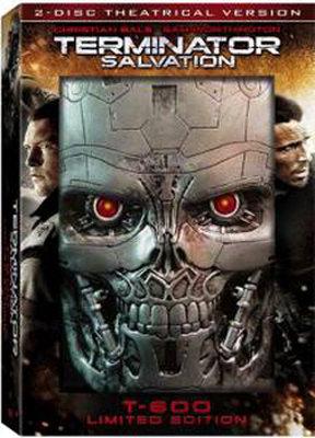 Terminator Salvation 2 Disc Special Edition Metal Head - Terminatör Kurtuluş Metal Kafalı 2 Diskli