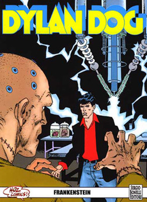 Dylan Dog 22 - Frankenstein