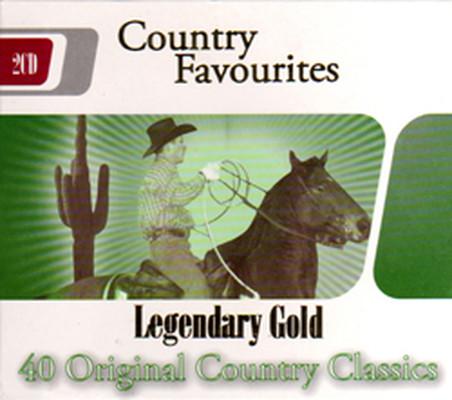 Country Favourites - 40 Original Country Classics