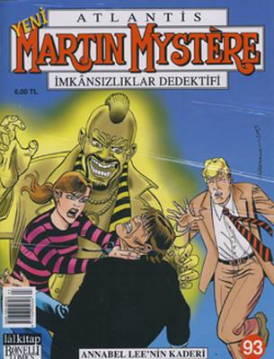 Martin Mystere Sayı - 93