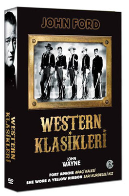 John Ford Set (2 Disc) Western Klasikleri