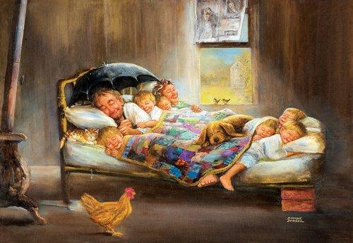 Anatolian Mutlulugun Resmi / Home Sweet Home 3900 2000 Parça