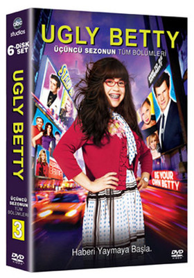 Ugly Betty Season 3 - Ugly Betty Season 3