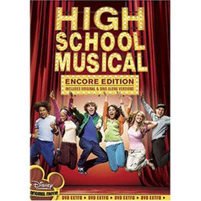 High School Musical Encore Edition - High School Musical  Özel Versiyon (SERI 4)