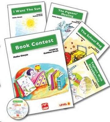 Merit Readers İngilizce Öyküler Lev