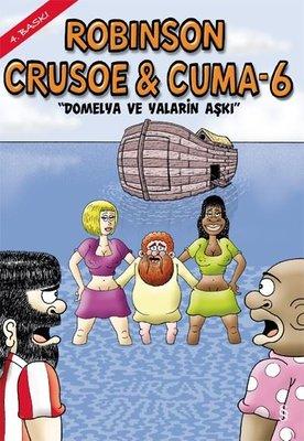 Robinson Crusoe & Cuma -6