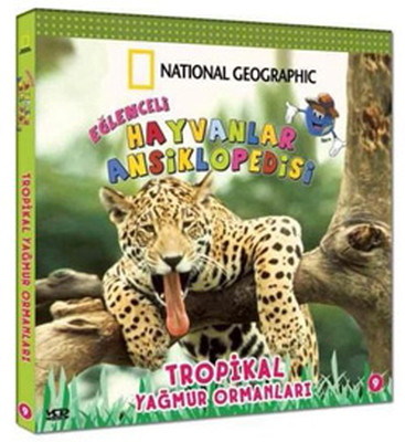 Eglenceli Hayvanlar Ansiklopedisi - 9