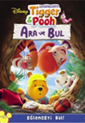 MFTP: Lost And Found - Arkadaslarim Tigger ve Pooh: Ara ve Bul