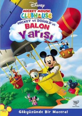 MMCH: Mickey And Donald's Big Baloon Race - MMCH: Mickey ve Donald'ın Balon Yarışı