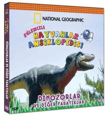 Eglenceli Hayvanlar Ansiklopedisi - 10 - Dinozorlar ve Diger Yaratiklar