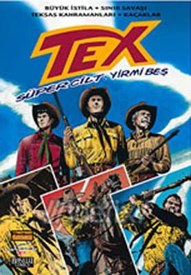 Tex Süper Cilt 25