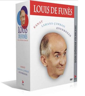 Louis de Funes Set 3 - Son Dönem Filmleri