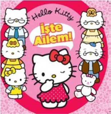 Hello Kitty - İşte Ailem