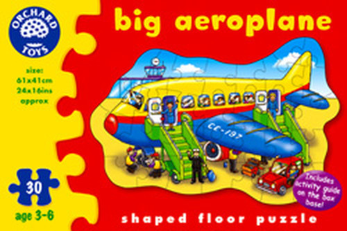 Orchard Büyük Uçak 3 - 6 Yas 273