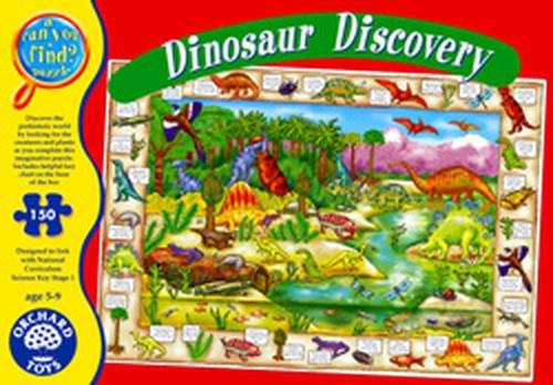 Orchard Dinazor Dünyası Keşif Çoçuk Puzzle