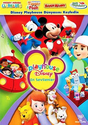 Playhouse Disney Favorites - Playhouse Disney En Sevilenler
