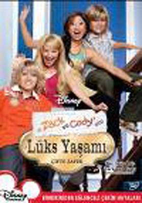 Suite Lıfe of Zack And Cody Season 1 Vol 2  - Zack Ve Cody'nin Lüks Yaşamı Sezon 1 Bölüm 2