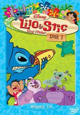 Lilo & Stitch - The Series Disc 1 - Lilo & Stiç Çizgi Filmleri Disk 1 (SERI 1)