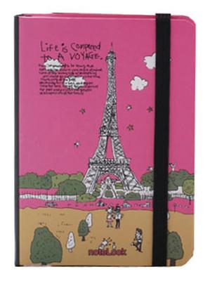DL10100A Notelook Not Defteri A7 Paris 100 Yaprak 70 Gr