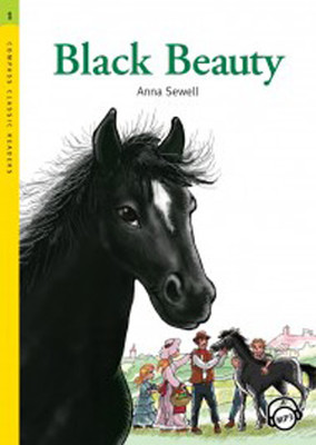 Black Beauty with MP3 CD (Level 1)