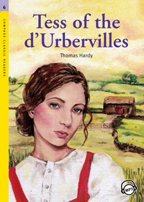 Tess of the D'Urbeville with MP3 CD MP3 CD Level 6