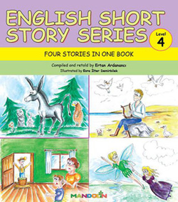 English Short Stories Series Level 4