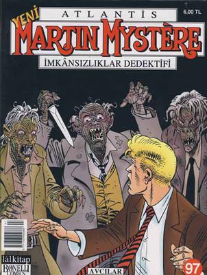 Martin Mystere Sayı - 97