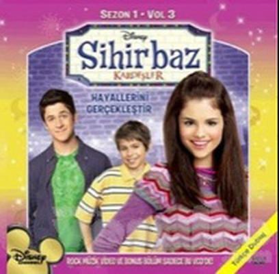 Wizards Of Waverly Place Season 1 Vol 3 - Sihirbaz Kardeşler Sezon 1 Vol 3