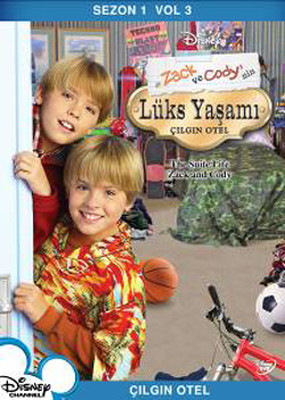 Suite Lıfe Of Zack And Cody Season 1 Vol 3 - Zack Ve Cody'nin Lüks Yaşamı Sezon 1 Vol 3