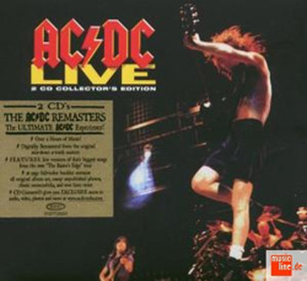 AC/DC Live [2 CD Collector's Edition]
