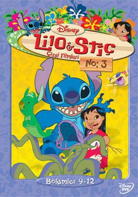 Lilo & Stitch - The Series Disc 3 - Lilo & Stiç Çizgi Filmleri Disk 3