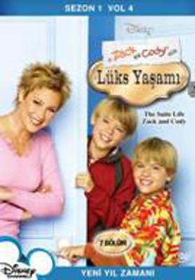 Suite Life Of Zack And Cody Season:1 Vol: 4 - Zack ve Cody'nin Lüks Yaşamı Sezon:1 Böl:3