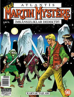 Martin Mystere Sayı - 98