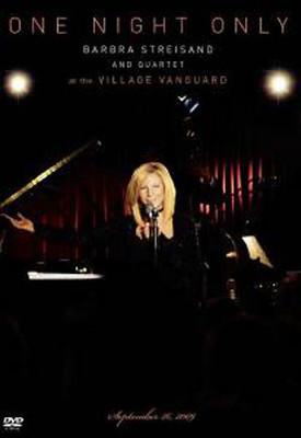 One Night Only - Barbra Streisand And Quartet At The Village Vanguard