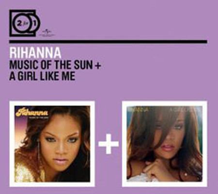 2 For 1 Music Of The Sun - A Girl Like Me