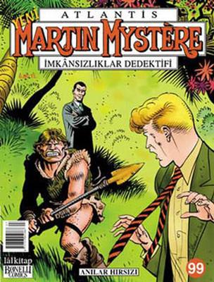 Martin Mystere Sayı - 99